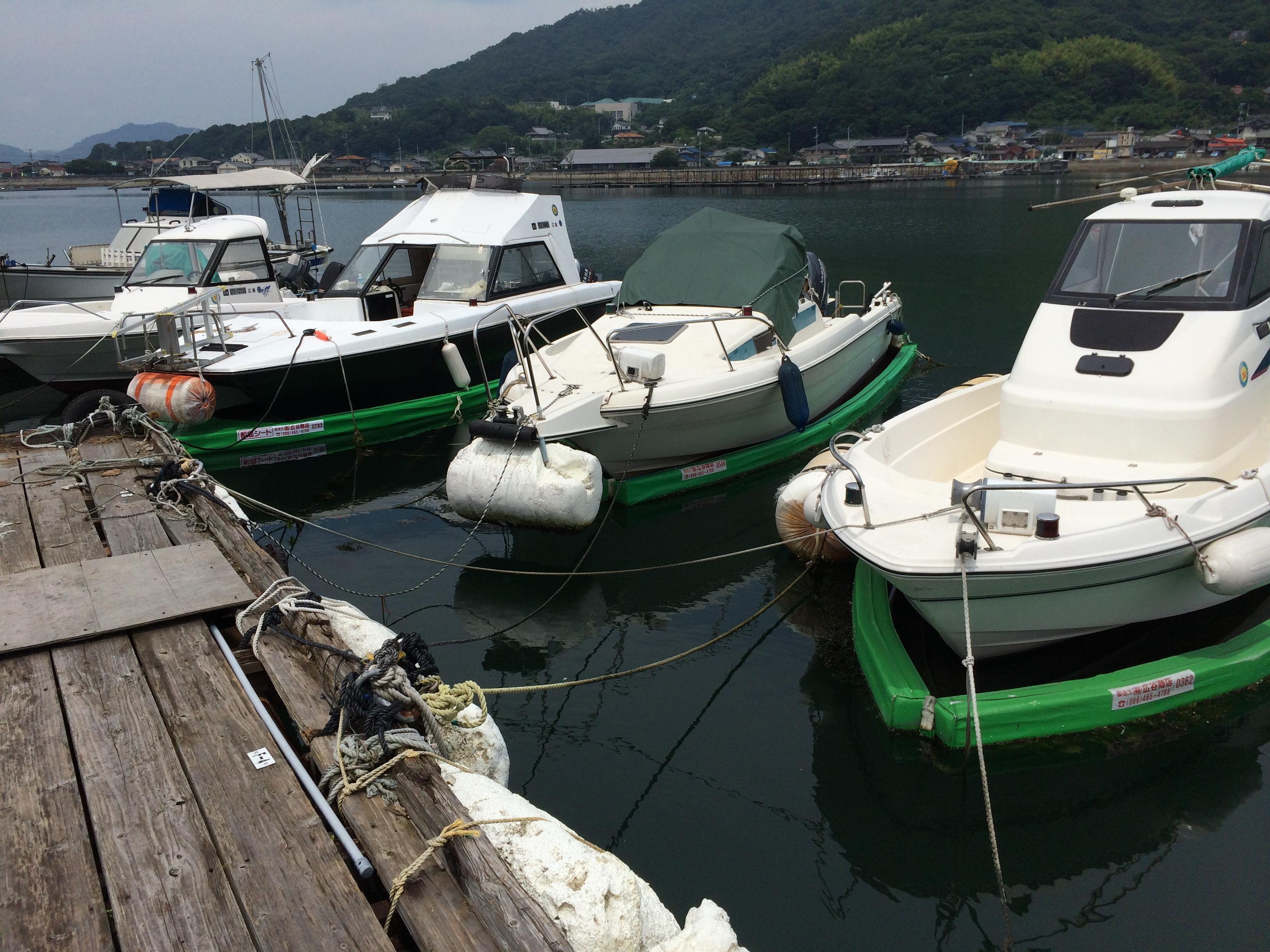 日産サンキャット用船底シート